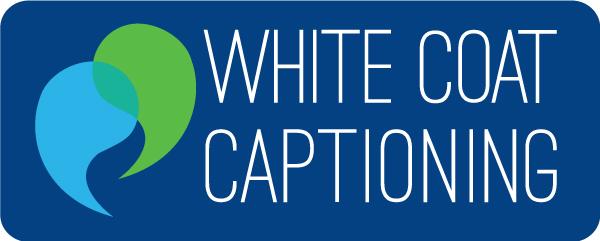 Captioning for Medical School - White Coat Captioning